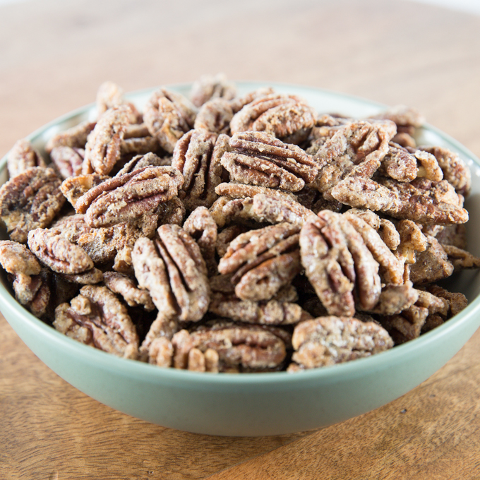 Candied Pecans-5