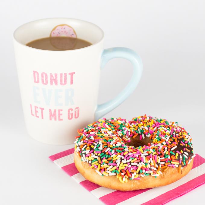 Donuts Bring Me Joy