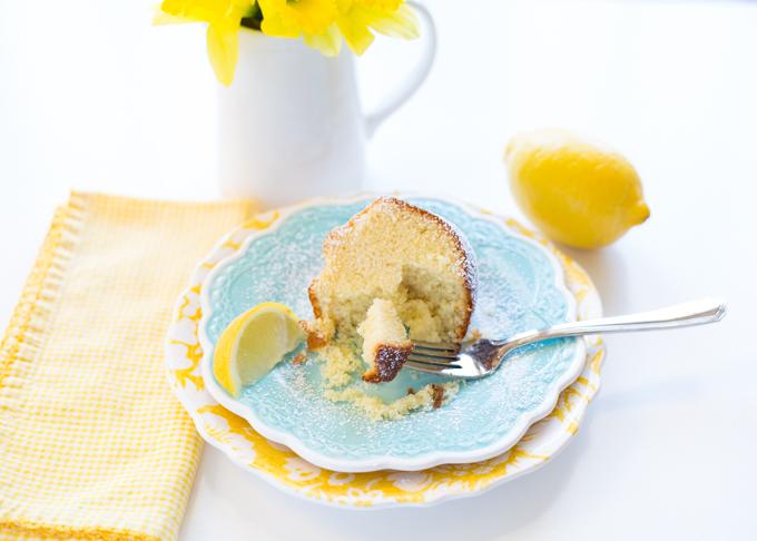 Lemon Pound Cake-2