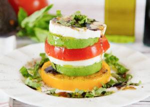 Caprese Stack Salad
