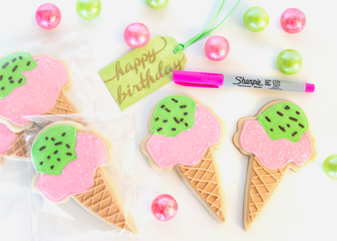Frosted Sugar Cookies-7