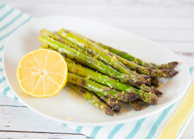 Grilled Asparagus - Joy In Every Season