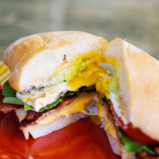 The Ultimate BLT (plus Egg)