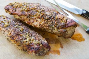 Peppered Pork Sliders
