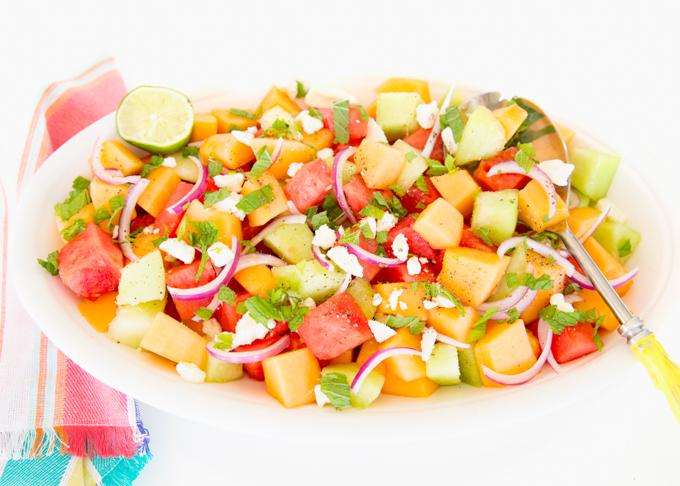 Melon Feta Salad-2