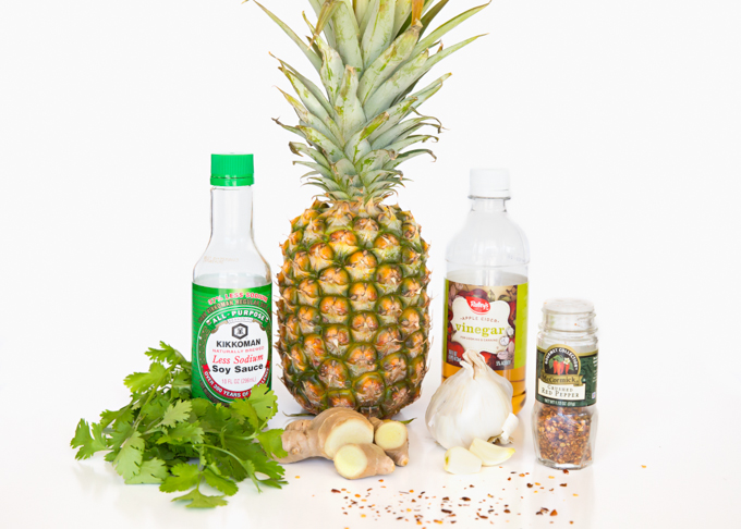Pineapple Rice-1