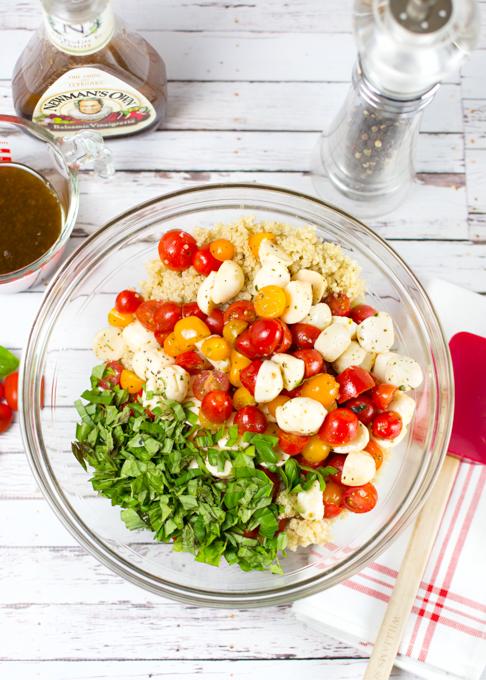 Quinoa Caprese Salad-1