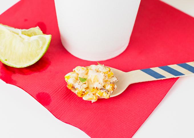 Fair Corn (in a cup)