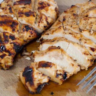 Lemon Dijon Grilled Chicken