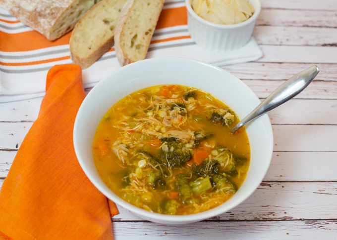 Healthy Chicken Soup-4