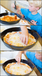 Kids Easy Cheese Pizza