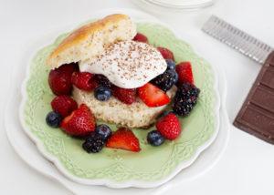 Biscuit Berry Shortcake