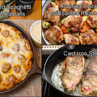 Cast Iron Cooking Round-Up