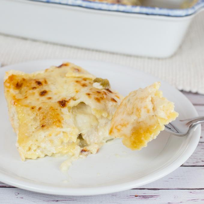 White Chicken Ravioli Bake-12-2