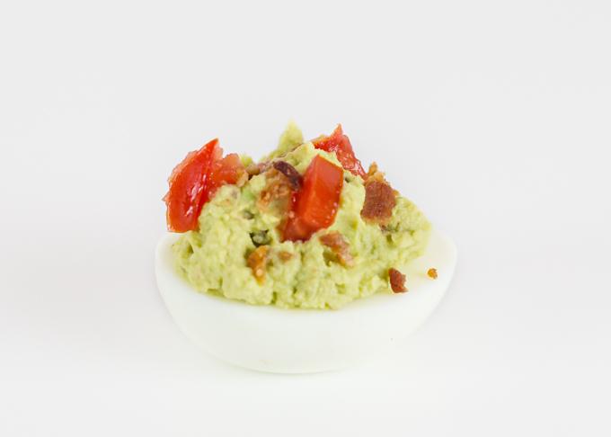 Avocado BLT Eggs