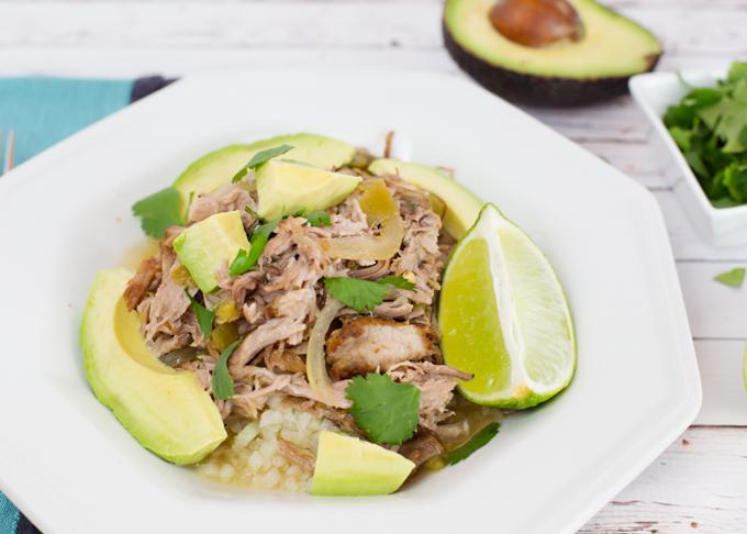 Healthy Pork Carnitas