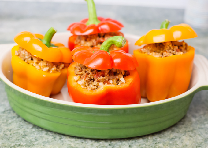 Stuffed Bell Peppers-1