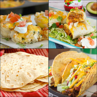 Mexican Food Round Up