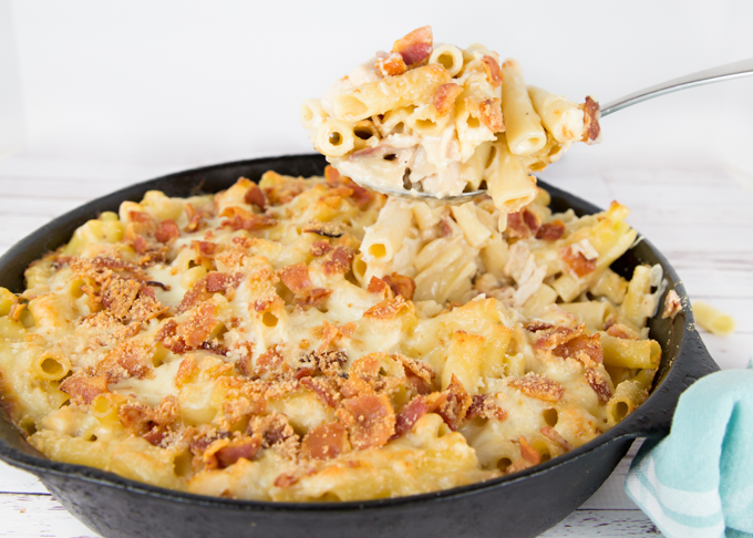 Chicken Alfredo Bake Joy In Every Season