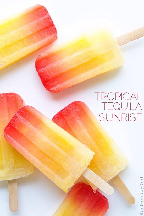 Summertime Popsicles