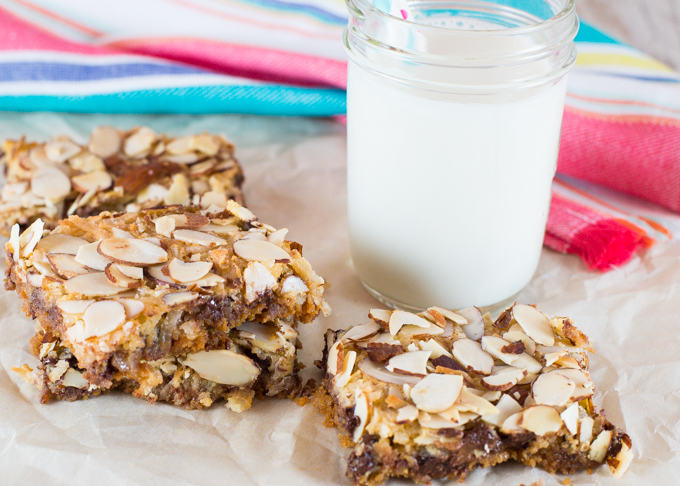 how to make almond joy bars