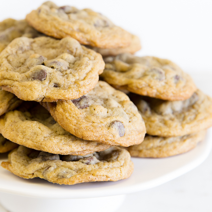 Espresso Chocolate Chip Cookies - Joy In Every Season