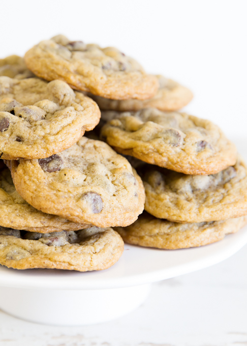 Espresso Chocolate Chip Cookies Recipe — Dishmaps