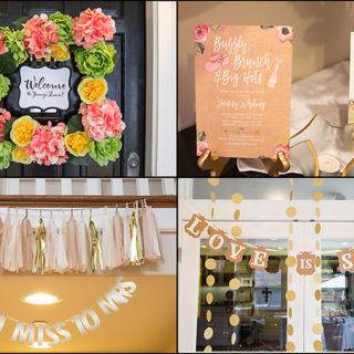 Brunch, Bubbly, & Big Hats Bridal Shower