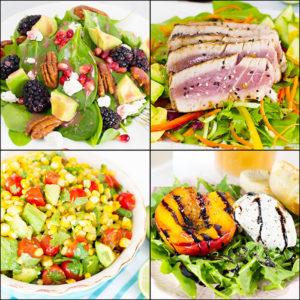 30+ Delicious Summer Salads