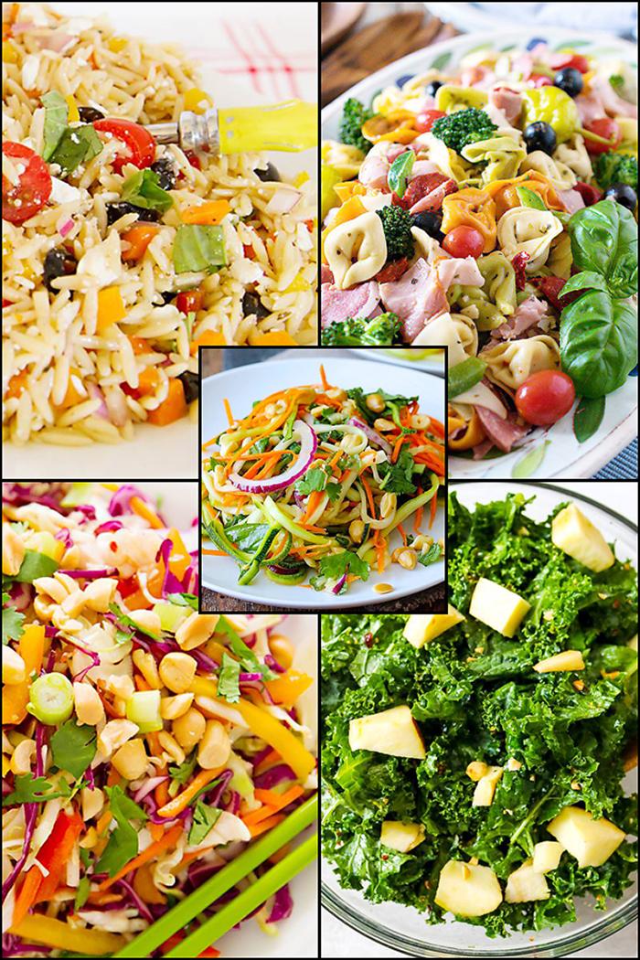 30+ Delicious Salads