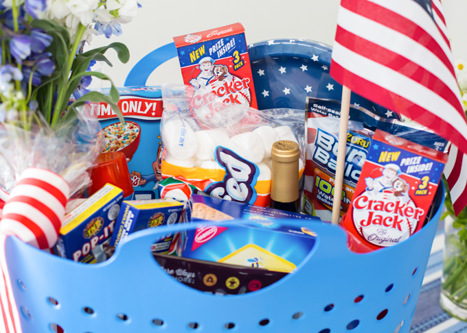 4th Of July Gift Basket Joy In Every Season