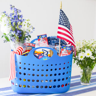 4th of July Gift Basket