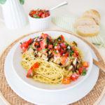 30 Minute Bruschetta Chicken