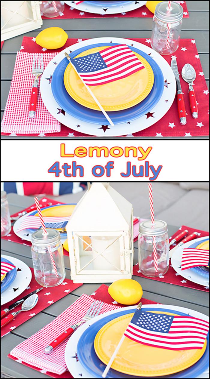 Lemony 4th of July