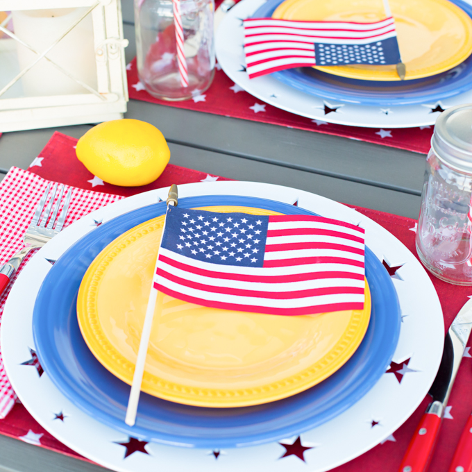 Lemony 4th of July