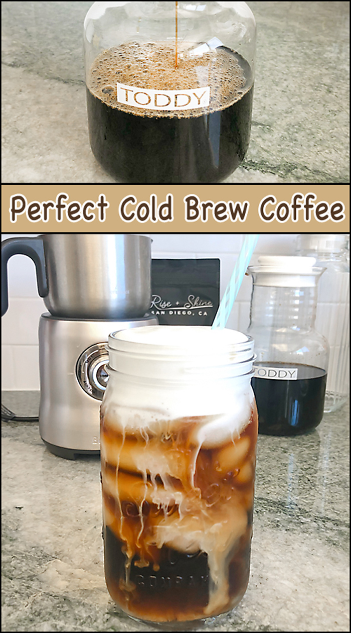Perfect Cold Brew Coffee