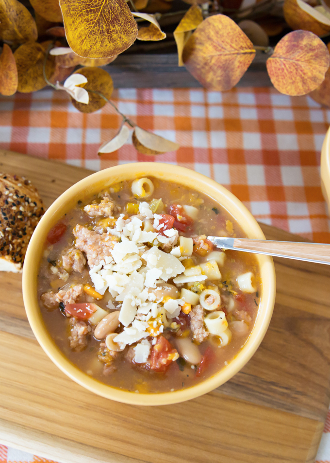 Fall Harvest Soup